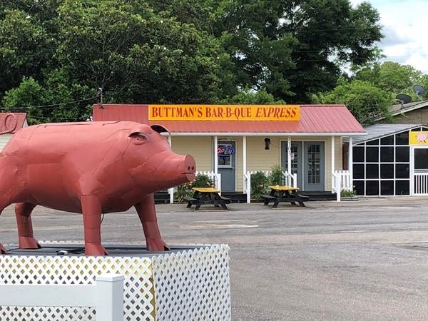 Buttman's BBQ Express