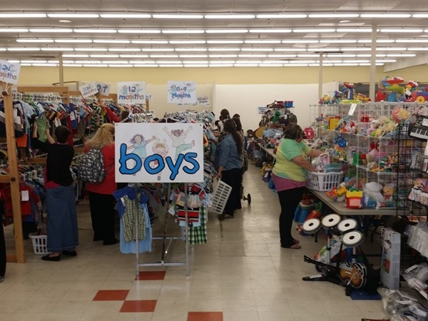 Wee Swap is the largest and oldest consignment sale in North Alabama