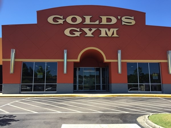 Gold's Gym - The Colonnade