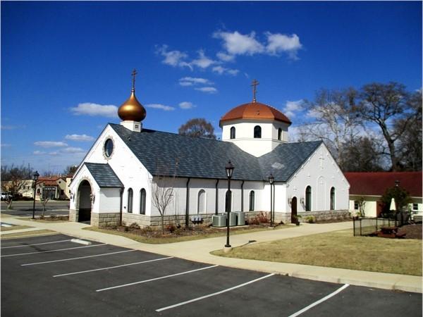 Saint Symeon Orthodox Church