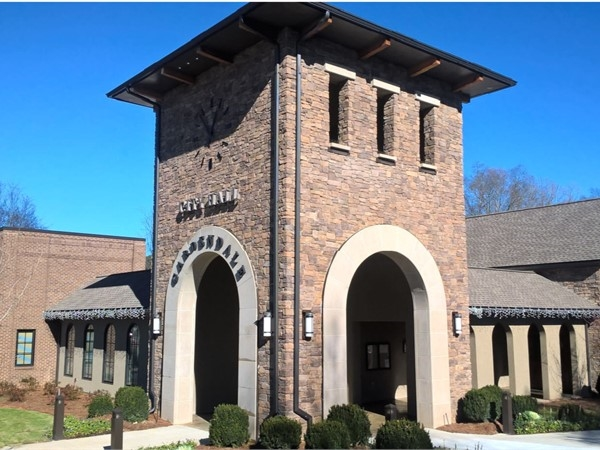 The new Gardendale City Hall