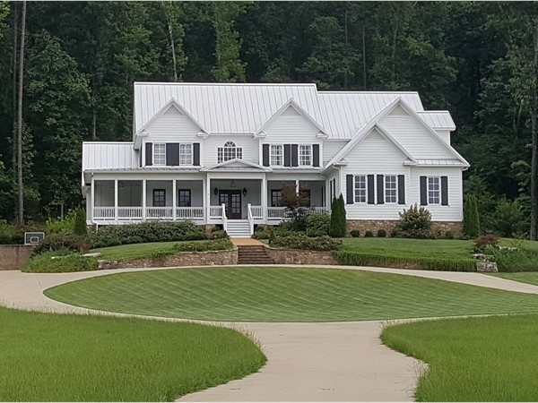 Beautiful homes with acreage off of Highway 119 in Jefferson County