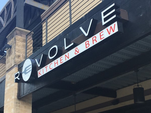 Revolve Kitchen & Brew