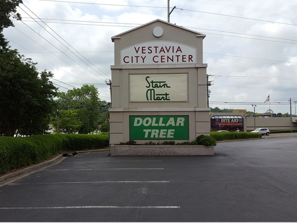 As you drive through Vestavia this shopping center has plenty to offer