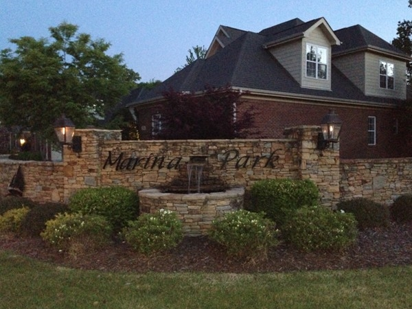 Marina park development real estate homes for sale in for North alabama home builders