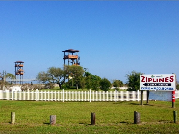 Gulf Adventure Center at Gulf State Park!