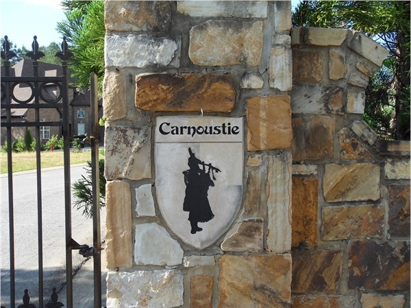 Welcome to Carnoustie at Ballantrae