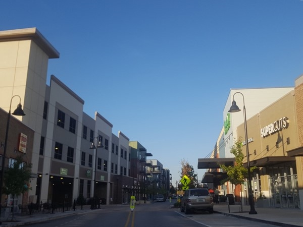 Twickenham Square in Downtown Huntsville is full of shops and restaurants that are a must experience