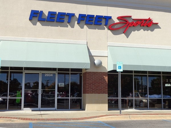 Fleet Feet Sports has all you need for your active lifestyle