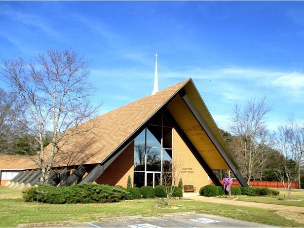 Bluff Park Baptist Church