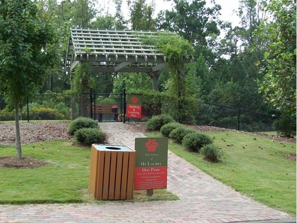 Dog Park at Mt. Laurel