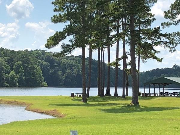 Coffee County Public Lake