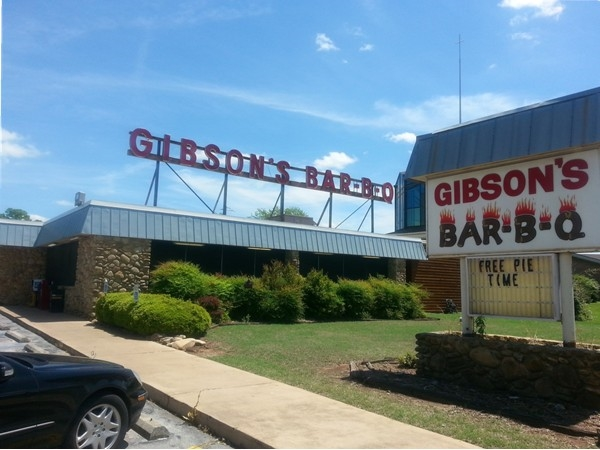 Gibson's Bar-B-Q has set the standard high for many years in Huntsville