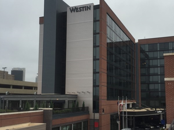 The Westin Hotel and Octane Coffee Shop