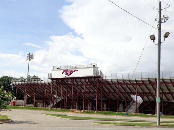 Foshee-Henderson Stadium at Stanhope Elmore High School