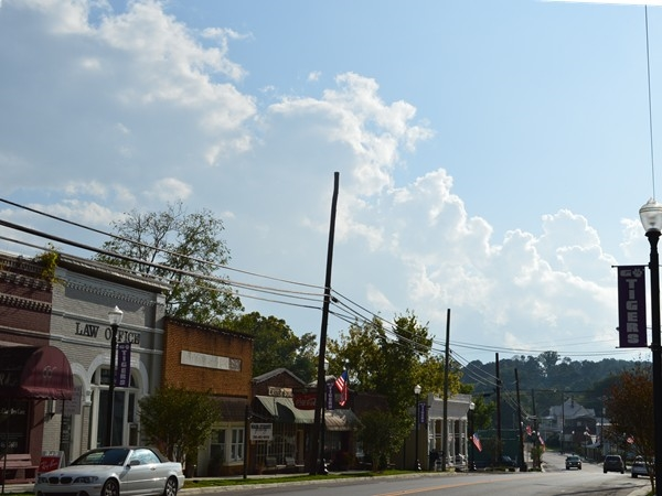 Historic Downtown Springville