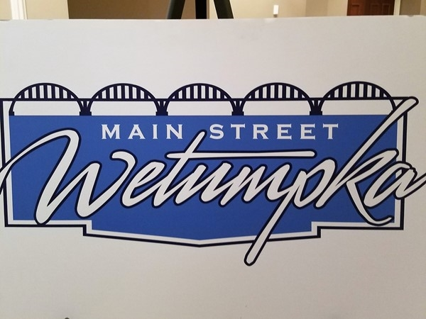 So much happening in Wetumpka. New streetscape for downtown to begin in the fall