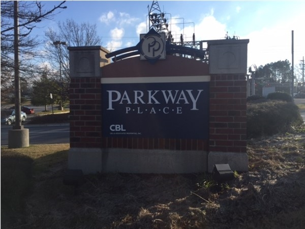 Parkway Place Mall. Everything you could want under one roof located on Drake Ave and the Parkway
