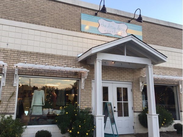 The Ditsy Daisy Boutique is located conveniently off highway 280