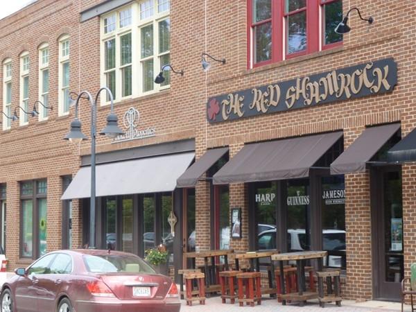 Enjoy a cold beverage at the Red Shamrock in Mt. Laurel