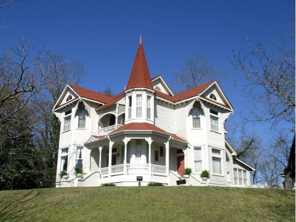The historic Reid Brake House was built in 1887