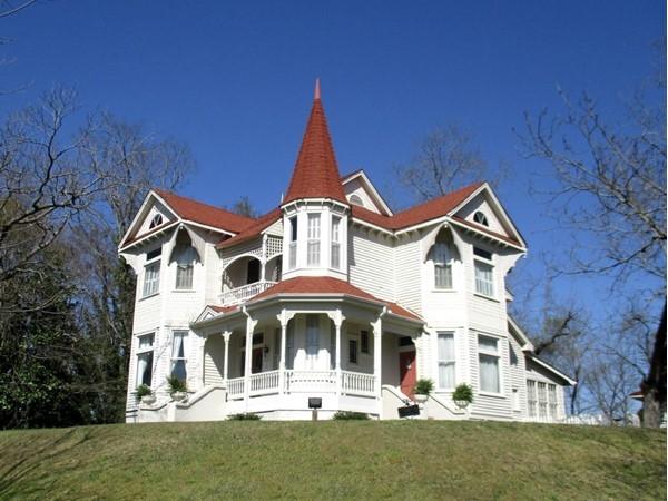 The historic Reid Brake House was built in 1887