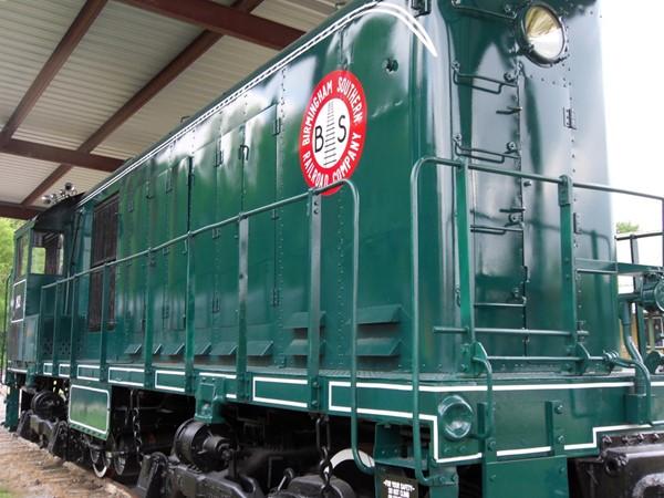 Calera ~ Railroad Park Museum