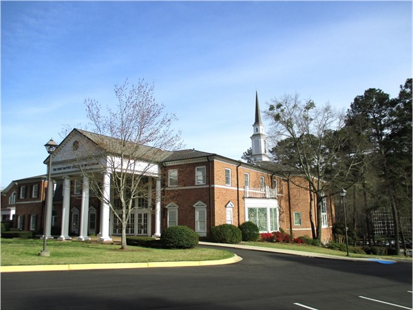 First Baptist Church of Birmingham