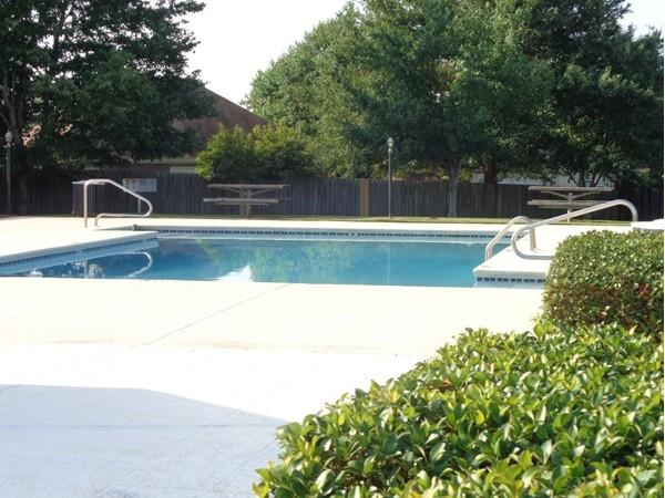 Highland Ridge community pool