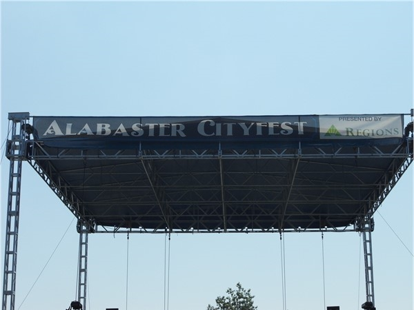 Alabaster City Fest in Alabaster