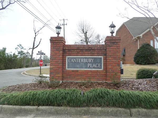 Welcome to Canterberry Place