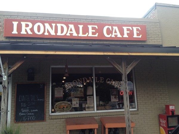 Historical Irondale Cafe