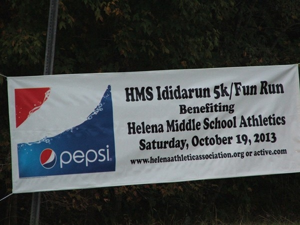 Run and support Helena Middle School Athletic Department