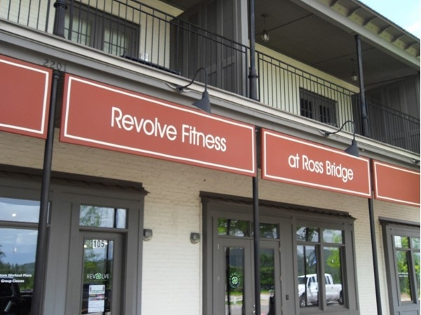 Welcome to Revolve Fitness in Ross Bridge