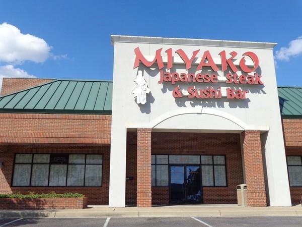 Miyako Japanese Steak & Sushi Bar on Vaughn Road