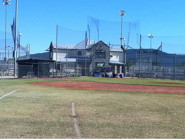 Cove Park Field