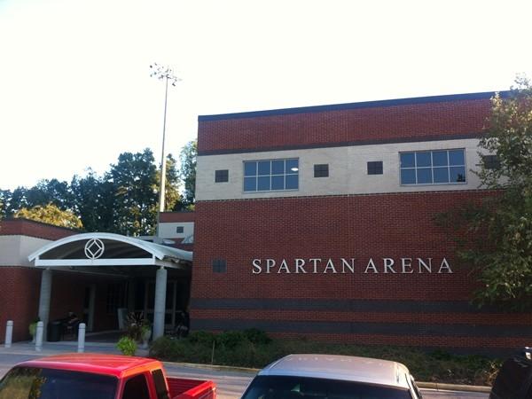 Mountain Brook High School Spartan Arena