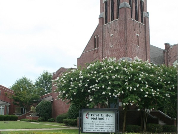 First United Methodist Church of Prattville