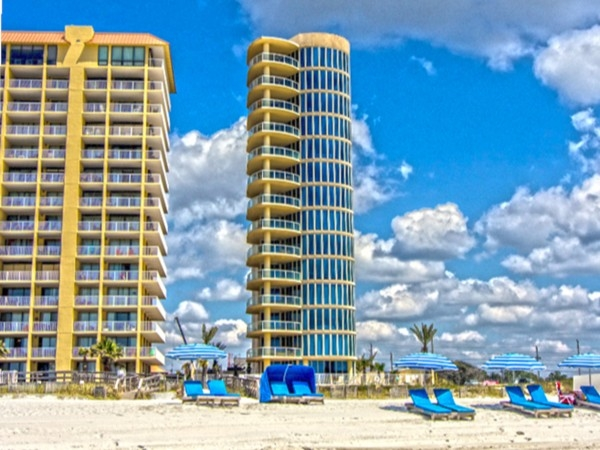 Opal Condominiums in Orange Beach AL
