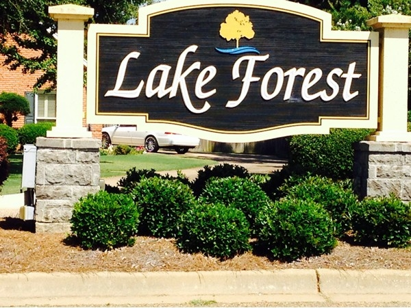 Lake Forest-a community of hidden lakes