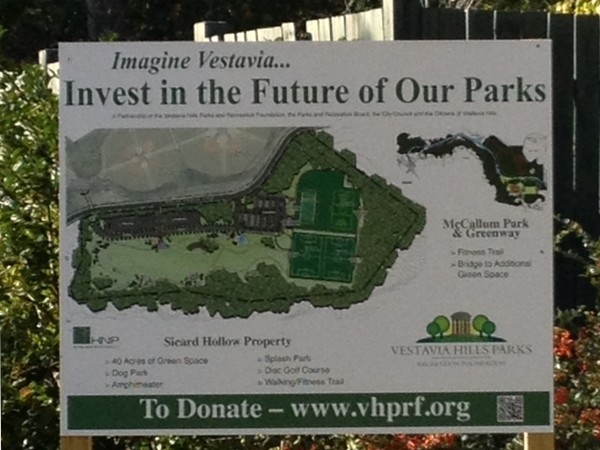 Invest in the future of our parks.