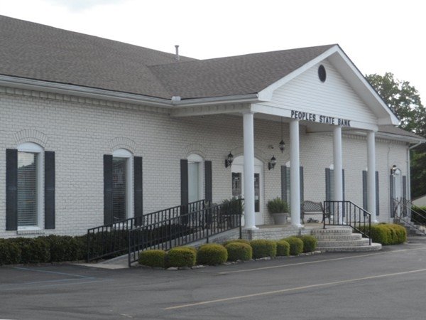 Peoples Bank of Commerce in Grant, Al