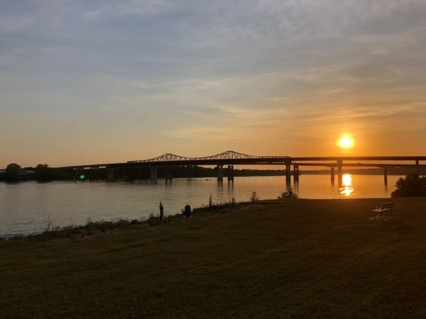 Bridge over the Tennessee River at Ditto Landing