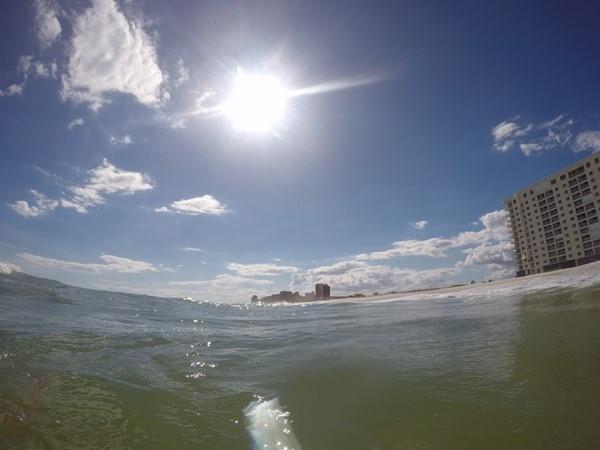 A beautiful day in Orange Beach