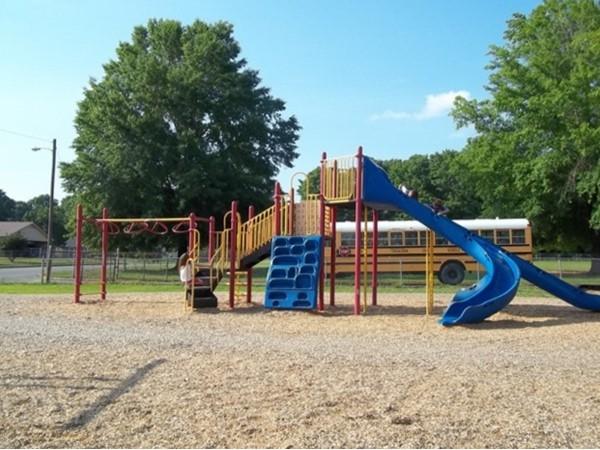 Huntington Place Elementary playground
