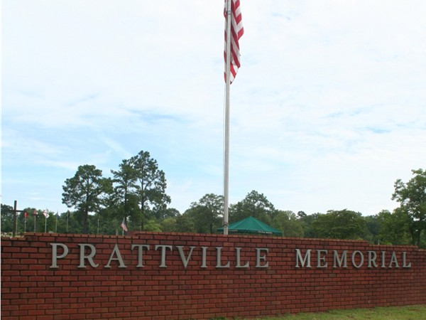 Prattville Memorial Cemetery