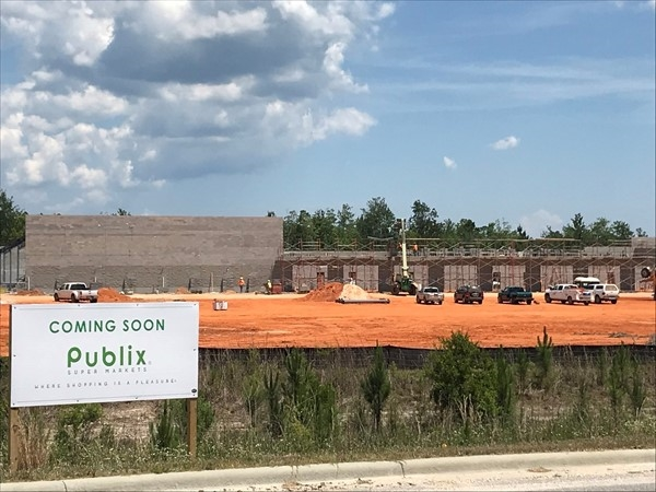 New Publix Super Market in Saraland coming in 2018