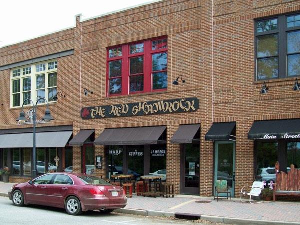 Red Shammrock - Pub at Mt. Laurel