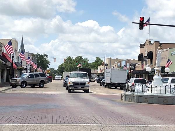 Patriotic Downtown Enterprise