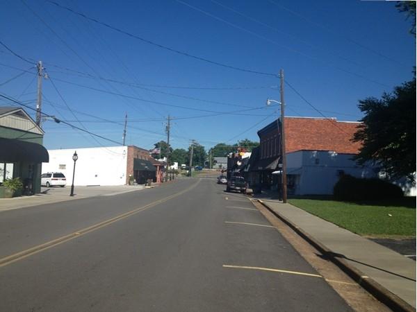 Historic downtown Rogersville
